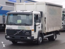camion plateau brasseur Volvo