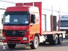 camion trasporto tronchi Mercedes