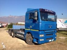 camión MAN TGA TGA 26-460 F TRAS CAR