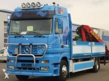 camión caja abierta Mercedes