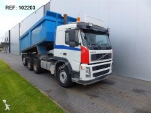 camion Volvo FM480 TRIDEM HUB REDUCTION