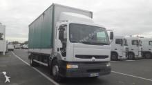 camión lona corredera (tautliner) caja abierta entoldada Renault