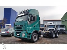 camion Iveco AS260S50Z/P-Euro 5 - 6x4 Schalt Getriebe