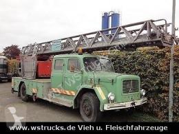 ciężarówka platforma Magirus-Deutz