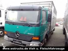 camion trasporto bestiame Mercedes