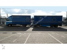 camion Volvo FH 440 CURTAINSIDE COMBI WITH FLOOR 3 AXLE TRAIL