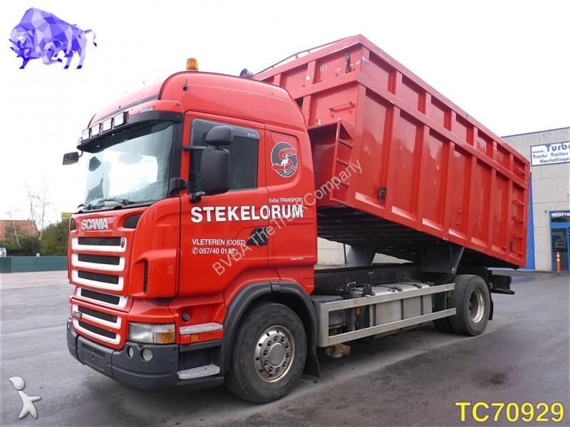 Camion ribaltabili 3267 annunci di camion ribaltabili for Rimorchi ribaltabili trilaterali usati