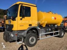camión cisterna usado