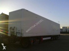 camion fourgon Krone