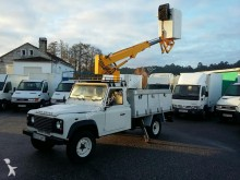 camion Land Rover Defender 4X4