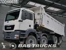 camión MAN TGS 41.440 M 8X4 Manual Big-Axle Steelsuspension