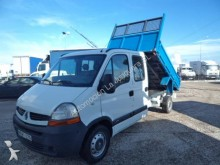 camion Renault Master 120 DOBLE CABINA