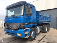 camion Mercedes Actros 2643 6x4 - Airco - Manual - Full Steel