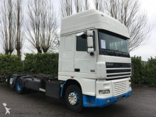 camión DAF XF95.380 FAR Euro3 Manual