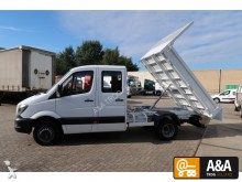 camion Mercedes Sprinter 513 CDi DoKa Kipper 3,5 Ton 7-Sitze 53.