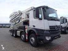 camion béton malaxeur + pompe neuf