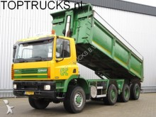 camion Ginaf M4446 8X8 TIPPER MANUAL GEARBOX