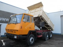 camion Steyr 1491 , 6x4 , 6 Cylinder , ZF Manual Gearbox