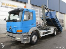 camión Mercedes Atego 1828 Manual Steel Euro 2