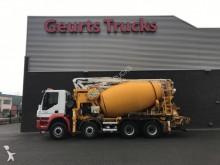 camión Iveco Trakker 410E 410 8X4 PUMP MIXER 29 METER