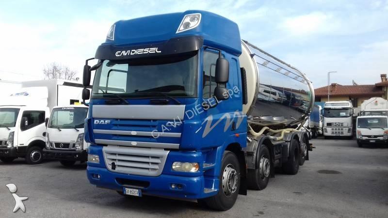 cerco camion usati per campania : Camion DAF 8x2, 7 annunci di camion DAF 8x2 usati