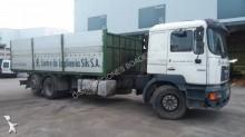 camión MAN 26.364