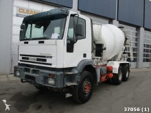 camión Iveco Eurotrakker MP 380 Full steel Manual Baryval 7m3
