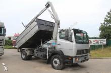 camión Mercedes 1517 STEEL SPRING / SUSP. LAMES - EFFER 5000 CRA
