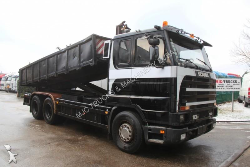 camion scania polybenne sans grue belgique 3 annonces de camions. Black Bedroom Furniture Sets. Home Design Ideas