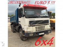 camion Volvo FM12-380 - 6x4 - BIG AXLES / HUB REDUCTION - STE