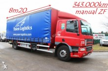 camion DAF CF 75.250 MANUAL ZF - SLEEPING CABIN - TIRES LIK