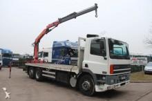 camión DAF 85 CF 380 - 6x2 - PALFINGER PE10.000A - 411.000k