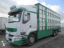 camion bétaillère porcins Renault