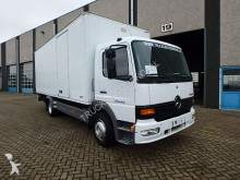 camion Mercedes Atego 1223 + manual + lift + euro 2 6CYLINDER