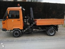 camion tri-benne Multicar