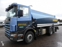 camion Scania R124.470 MAGYAR 20000 LTR FUE