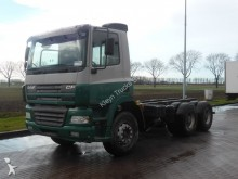 camion DAF CF 85.380 6X4 MANUAL STEEL