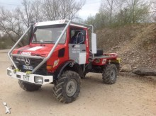 camion Mercedes Unimog 1500L
