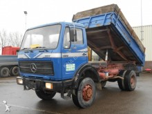 camion Mercedes 1922 Kipper 4x4 V6 Top Condition
