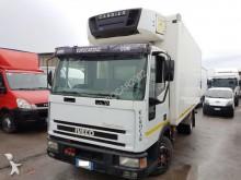 camion Iveco Eurocargo 100E15 CELLA FRIGO DIESEL E PEDANA MT 5.40