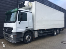 camion Mercedes Actros 2532L SCHMITZ-Kühlkoffer LBW (Klima AHK)