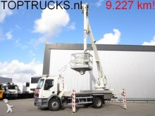 camion DAF LF 55.220 E5 HOOGWERKER 23 mtr WORKPLATFORM / HU