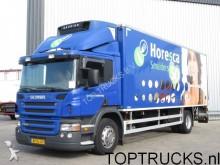 camión Scania P230 CARRIER 950MT LAADKLEP TIEFKUHL