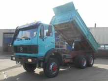 camión Mercedes 2628 Kipper 6x6 V8 ZF Excellent Condition