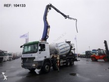 camión Mercedes ACTROS 3244 8X4 FULL STEEL HUBREDUCTION CIFA MK24.4