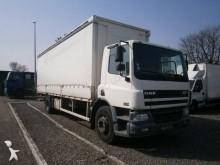 camion Teloni scorrevoli (centinato alla francese) cassone fisso DAF