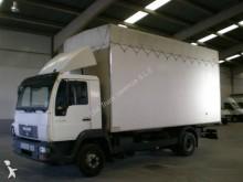 camión furgón mudanza MAN