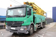 camion Mercedes Actros 2636 PUTZMEISTER M36-4 (2047 H)