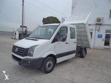 camion Volkswagen Crafter 2.0 TDI DOBLE CABINA