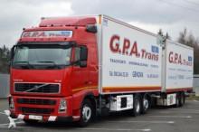 ciężarówka Volvo FH 12 460 * Kühlkoffer 7,80 m + Anhänger 7,50 m!